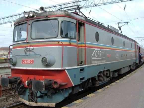 Grevă la CFR: 131 de trenuri de călători, oprite în stații
