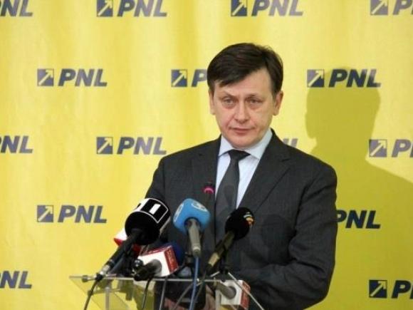 Antonescu: În 2014, PNL e în competiţie fără menajamente, cu reguli de război