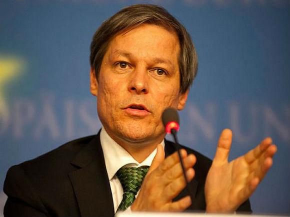 Premierul Cioloș a oferit un dejun de lucru în onoarea președintelui Ucrainei