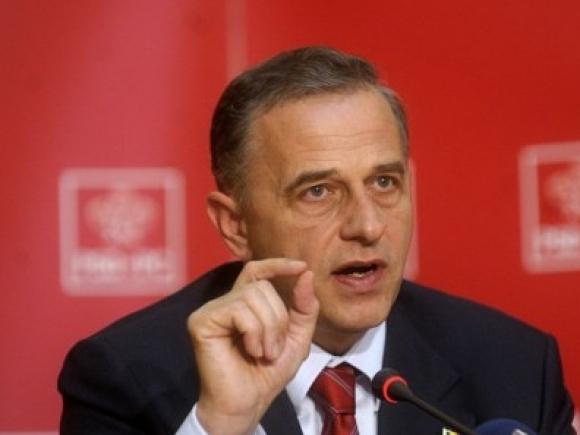 Mircea Geoană: Ideea unei comisii de evaluare a democraţiei este hilară