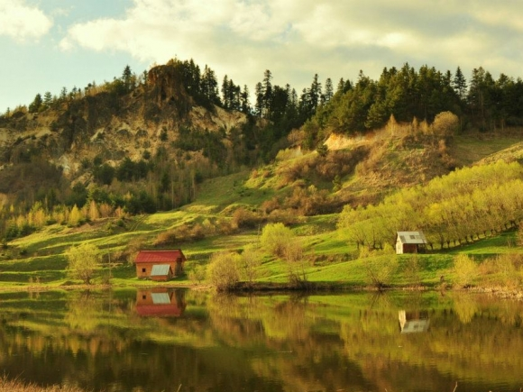 Roşia Montană, propusă de o asociaţie pentru includerea în Patrimoniul Universal UNESCO