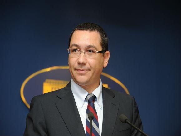 Ponta: Scăderea prețului la gaze depinde de continuarea cu succes a proiectelor de energie