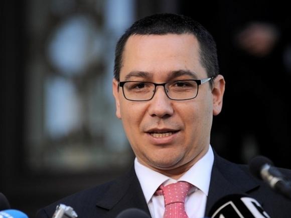 Ponta: Trebuie să exploatăm propriile rezerve ca să nu mai depindem de Gazprom