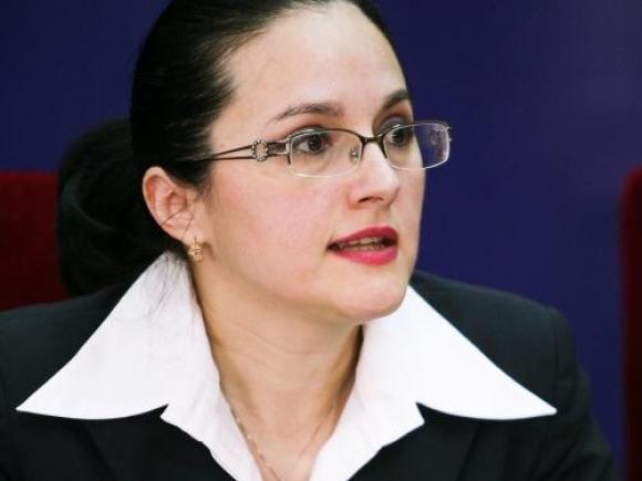 Alina Bica, suspectată că a luat mită pentru a clasa un dosar al lui Horia Simu
