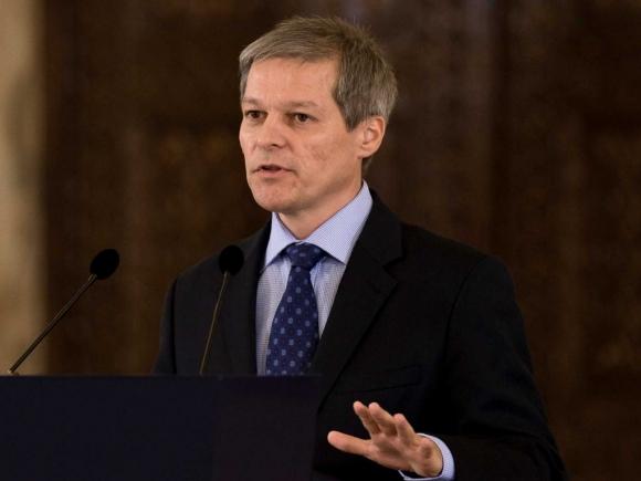 Dacian Cioloș se întâlnește marți cu vicepreședintele american Joseph Biden