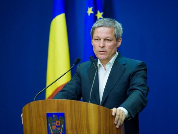 Premierul Dacian Cioloș intenționează să rămână în România în următorii ani