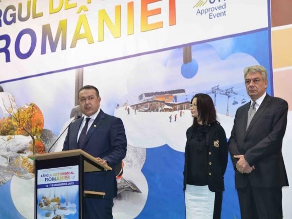 Daraban (CCIR): Turismul, un domeniu cu un potențial imens, neexploatat încă la capacitatea sa