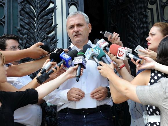 Dragnea: Oprea şi Steriu au discutat cu Iohannis fuziunea UNPR cu PNL, mi se pare foarte grav