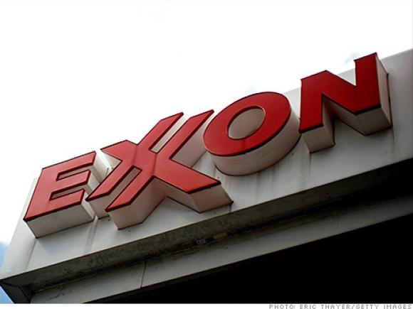 Exxon, profit de peste 9 miliarde dolari în primul trimestru