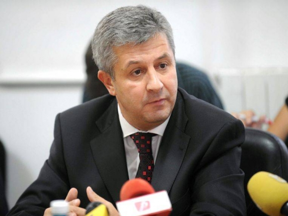 Florin Iordache rămâne preşedinte interimar al Camerei până după alegeri
