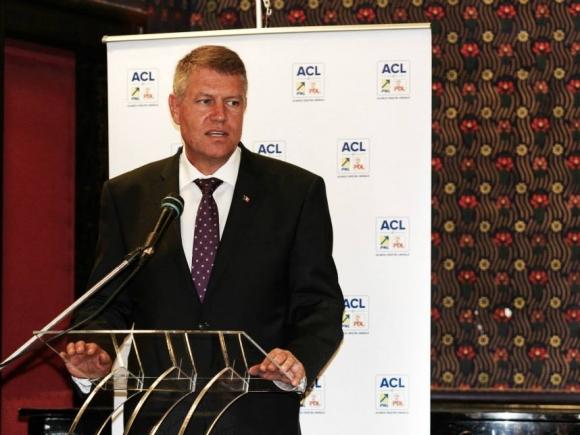 Iohannis: Primarii care au plecat din ACL sunt trădători, vor fi scoși din politică
