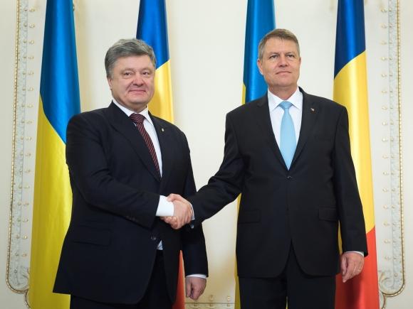 Poroșenko: Susținem inițiativa României de a crea o flotă comună NATO la Marea Neagră