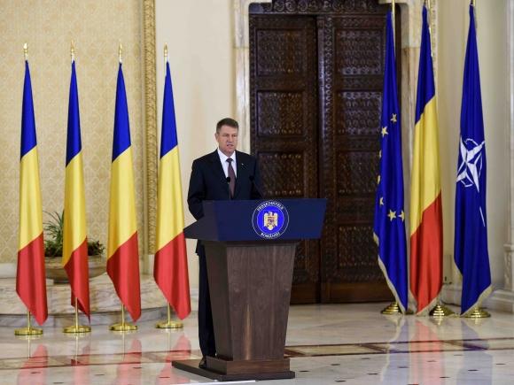 Iohannis: România va pleda la Summitul NATO pentru o atenție sporită acordată Mării Negre