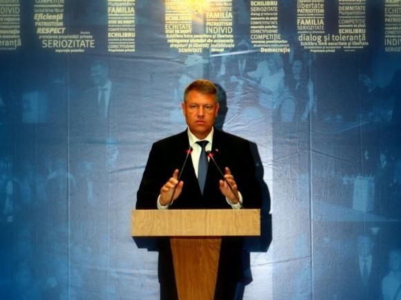 Preşedintele Iohannis a invitat liderii partidelor politice la consultări, săptămâna viitoare