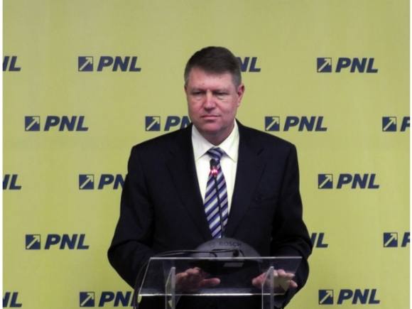 Iohannis: PNL a hotărât să fiu vicepremier, ceea ce voi fi