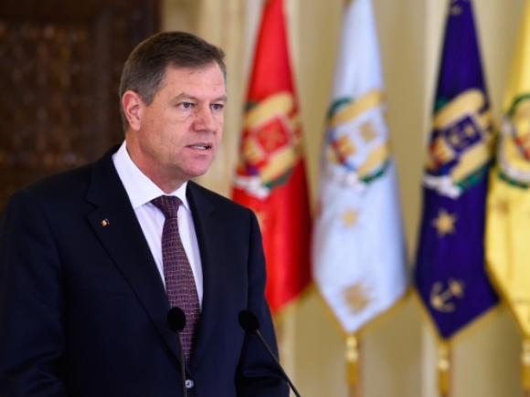 Iohannis: Realizarea unei clasificări a universităților ar trebui să stea la baza oricărei reforme viitoare în educație