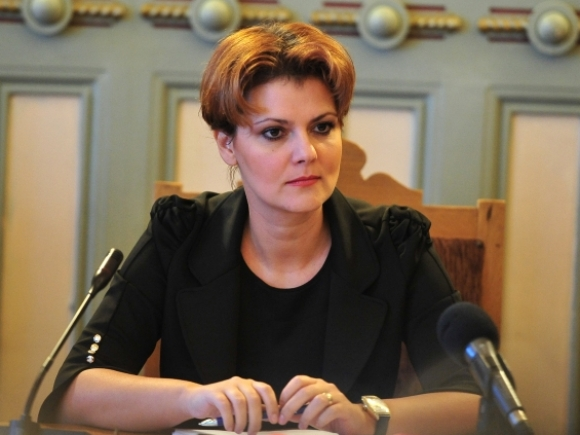 Lia Olguţa Vasilescu, primarul oraşului Craiova, audiată la DNA