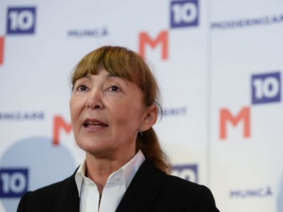 Ioana Constantin este noul președinte ales al M10