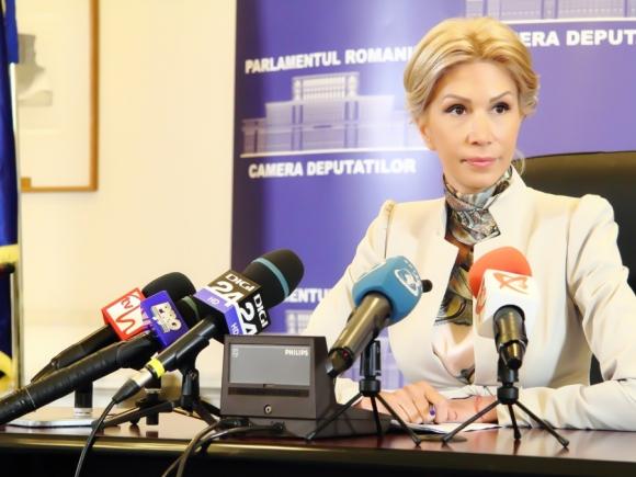 Raluca Turcan, despre rectificarea bugetară: Baronii PSD, câștigători de doua ori