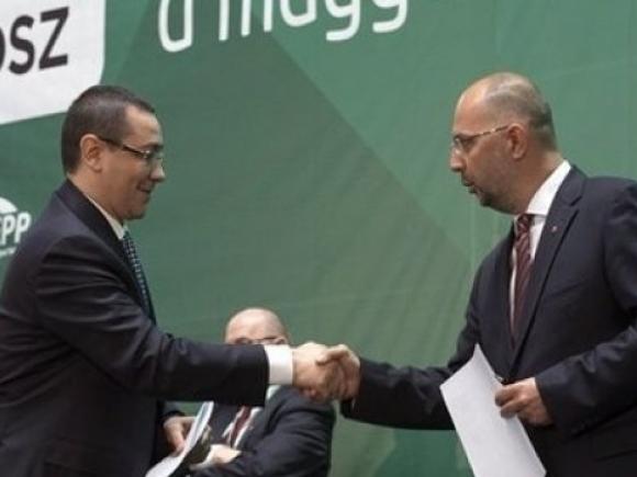 Kelemen Hunor: O soluţie ar fi fost ca Ponta să demisioneze, România riscă izolarea