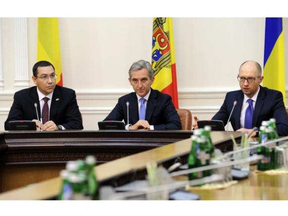 Ponta: România va susține ridicarea cât mai curând a vizelor pentru Ucraina