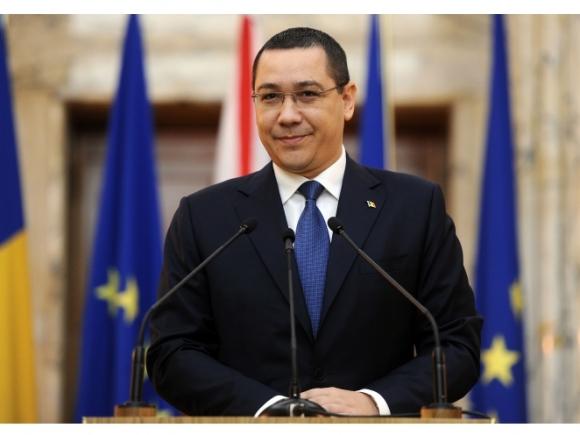 Victor Ponta, întâlnire cu reprezentanți ai mediului de afaceri din Marea Britanie