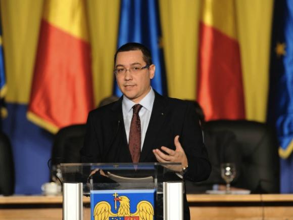 Premierul Victor Ponta a început vizita de lucru în Ucraina