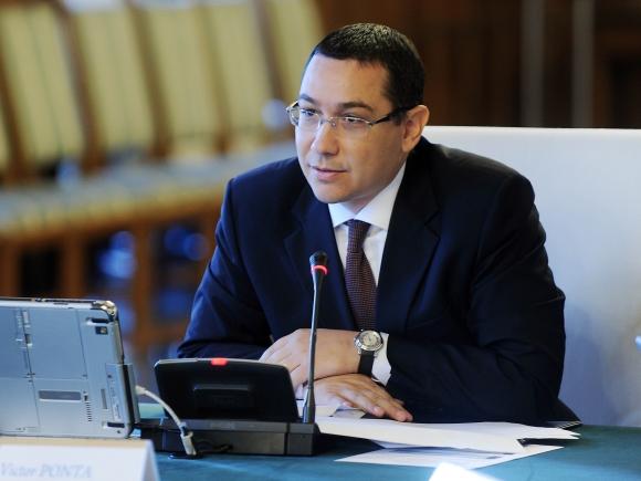 Ponta, despre controalele ANAF: Să nu existe abuzuri sau exagerări
