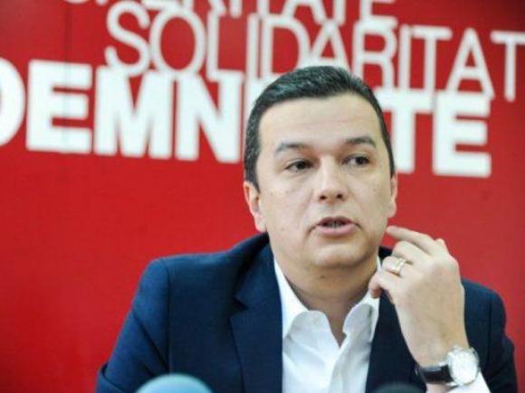 """Premierul Grindeanu - invitat pe 13 martie la """"Ora prim-ministrului"""" în Camera Deputaților"""