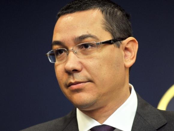 Ponta: Când cei de la Chișinău aveau cea mai mare nevoie de sprijinul nostru, liderii au plecat în vacanță