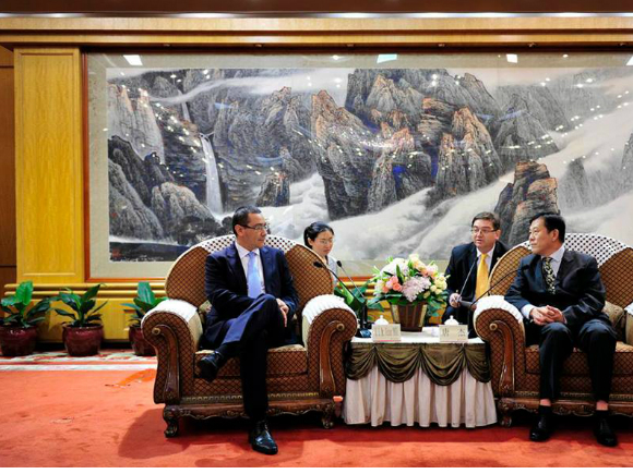 Vizita oficială a premierului Victor Ponta în Shenzhen, China